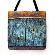 The Wheelbarrow Tote Bag