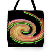 The Whirl Of Life, W13.1b Tote Bag