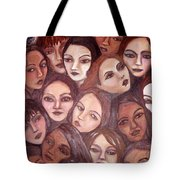 The Whispering Gate Tote Bag
