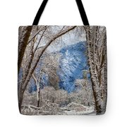 The White Forest Tote Bag