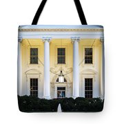 The White House Tote Bag by John Greim