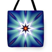 The White Star Tote Bag