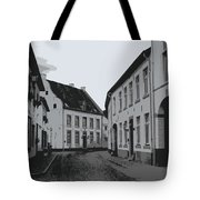 The White Village - Digital Tote Bag
