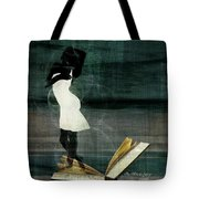 The Whole Story  Tote Bag