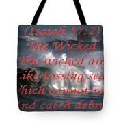 The Wicked Tote Bag