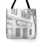 Mystery Daze Mystery Street Tote Bag