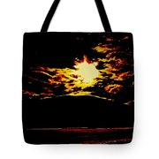 The Widening Gyre Tote Bag