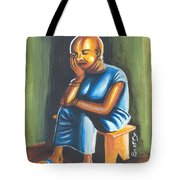 The Widows Might Tote Bag