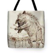 The Wild Boar Tote Bag