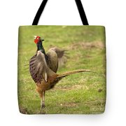 The Wild Rooster Tote Bag