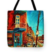 The Wilensky Doorway Tote Bag