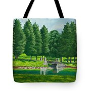 The Willow Path Tote Bag