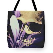 The Wilted Weather Underground Tote Bag