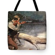 The Winchester Tote Bag