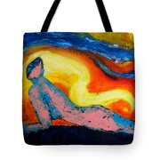 The Wind In Your Hair Tote Bag