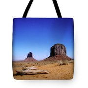 The Wind Of Time Tote Bag