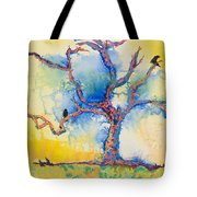 The Wind Riders Tote Bag
