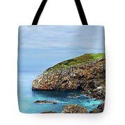 The Winding Staircase Medium Version Tote Bag