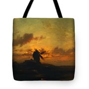The Windmill 1859 Tote Bag