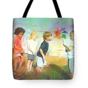 The Windmill Game Tote Bag