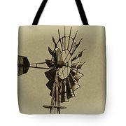 The Windmills Of My Mind Tote Bag