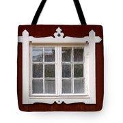 The Window 3 Tote Bag