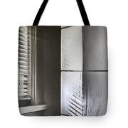 The Window And The Lamp Tote Bag