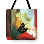 The Window Of The Painter  Tote Bag