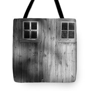 The Windows Are The Eyes To The Soul Tote Bag