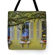 The Windows Of Amelia Island Tote Bag