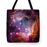 The Wing Of The Small Magellanic Cloud Tote Bag