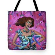 The Winged Tote Bag