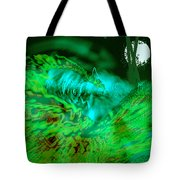 The Winged Terror Of Titicaca Tote Bag