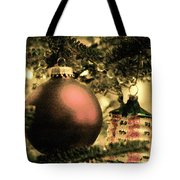 The Winter Holiday. Tote Bag