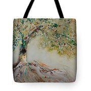 The Wisdom Tree Tote Bag