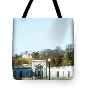 The Women In Military Service For America Memorial Tote Bag
