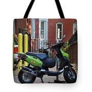 The Wonder Vehicle  Tote Bag