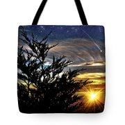 The Wonders Of What Tomorrow Will Bring Tote Bag