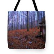 The Wood A La Magritte - Il Bosco A La Magritte Tote Bag