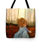 The Wood Nymph Tote Bag