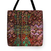 The Wood Of Paradise Tote Bag