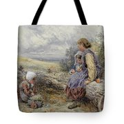 The Woodcutter's Children Tote Bag