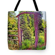 The Wooden Arch Tote Bag