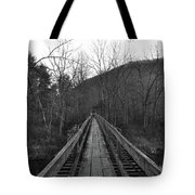 The Wooden Bridge Tote Bag