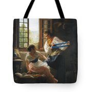 The Wool Winders Tote Bag
