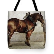 The Work Horse Tote Bag by Otto Bache