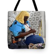 The Work Of Our Hands Tote Bag