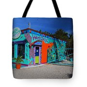 The Workshop-horizontal Tote Bag