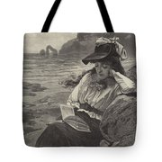 The World Forgetting Tote Bag