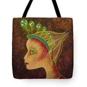 The World I Know Tote Bag